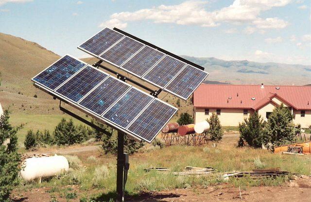 Our work – Blue Mountain Solar